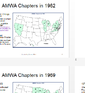 AMWA chapter spread thumbnail